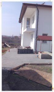 завършени груби строежи