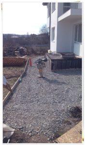 подготовка за груб строеж за къща