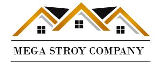 logo mega stroy company